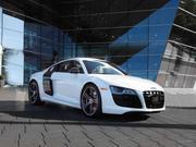 2012 Audi 2012 Audi R8 Audi Exclusive